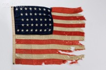 37-star American flag, 19th century