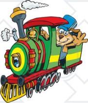 65323_sparkey_dog_train_driver_waving